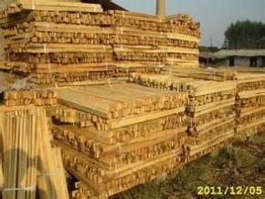 厂家热销 热处理烘干桉木单板 深圳桉木板材