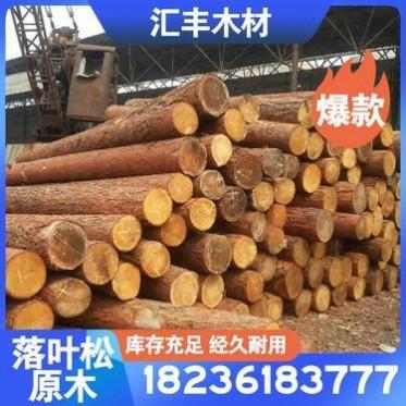 木材加工实木板落叶松22cm--60cm以落叶松原木厂家直销实木木材 进口木材进口木材直销