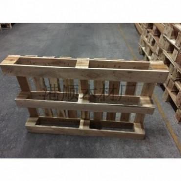 新品出口欧标木托盘 EUR/EPAL出口免税征松木安全叉车托盘