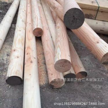 正宗东北红松原木加工 尺寸定制 红松 木方 红松板材