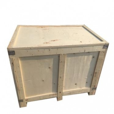 虹森 重型木箱定做 电机包装箱 实木木箱 安徽厂家生产