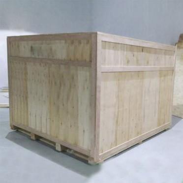 虹森 批发大型木胶合夹板箱 环保型木箱子出口定做 胶合板木包装箱