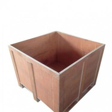 虹森 大型木胶合夹板箱 环保型木箱子出口定做 胶合板木包装箱