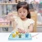 3D立体木制小猫钓鱼玩具 宝宝益智木质磁性套装儿童玩具1-2-3岁